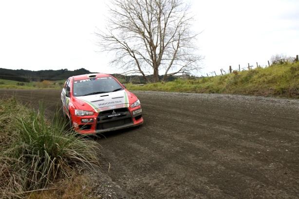 Rally New Zealand  2012
